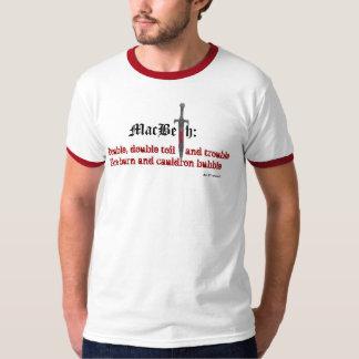 Shakespeare: MacBeth T-Shirt