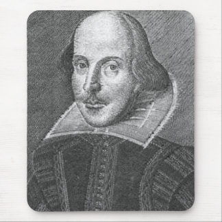 Shakespeare Mouse Pad