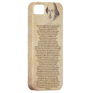 Shakespeare on your iPhone - Romeo & Juliet Case For The iPhone 5