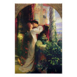 Shakespeare Romeo and Juliet by Bernard Poster