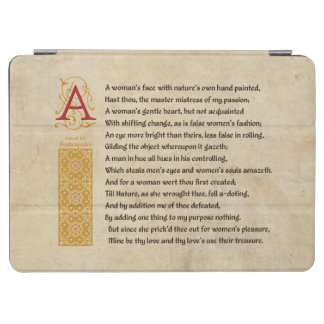 shakespeare sonnet 20 Sonnet 20 is one of the best-known of 154 sonnets written by the english playwright and poet william shakespearepart of the fair youth sequence (which comprises sonnets 1-126), the subject.