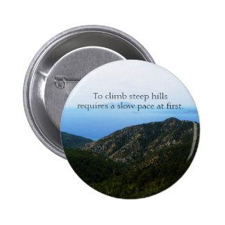 Shakespeare Success Quotations 6 Cm Round Badge