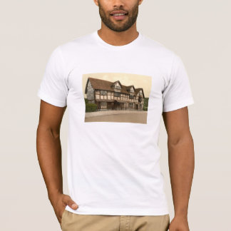 Shakespeare's Birthplace, Stratford-upon-Avon, UK T-Shirt