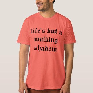 Shakespeare's Macbeth Quote T-Shirt
