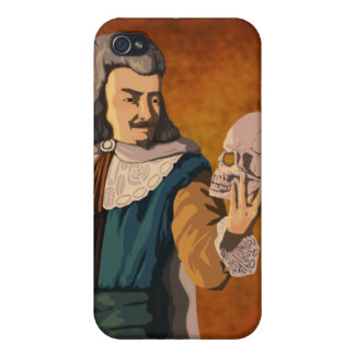 Shakespear's Hamlet iPhone 4/4S Cases