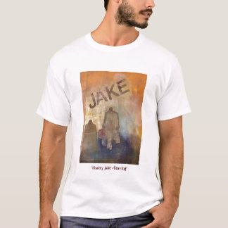 """Shakey Jake - Leaving"" T-Shirt"