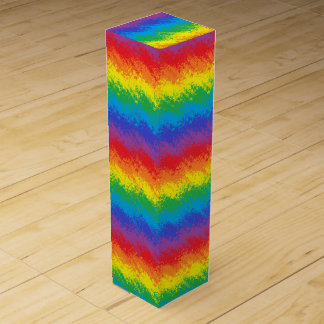 Shaking Rainbow Wine Box