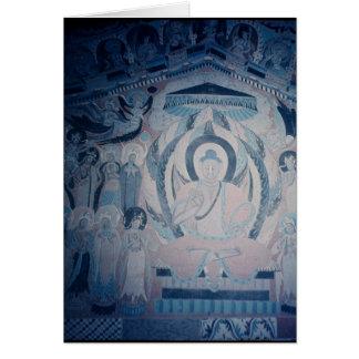 Shakyamuni Buddha preaching Card