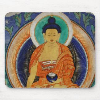 Shakyamuni Thangka Mouse Pad