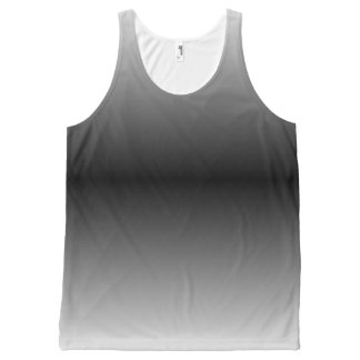 Shale Graedient™ Unisex All-Over Print Tank Top