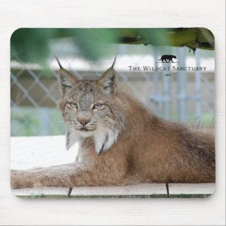 Shalico - Canada Lynx Mousepad