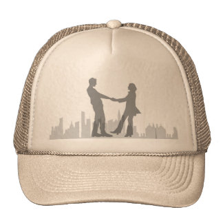 Shall We Dance, Thank You ! - Trucker Hat