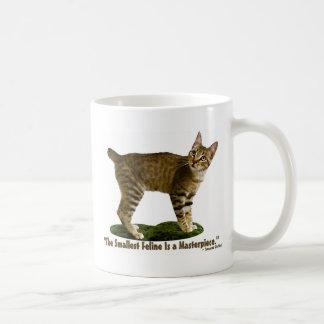 Shallest Feline is a Masterpiece Coffee Mugs