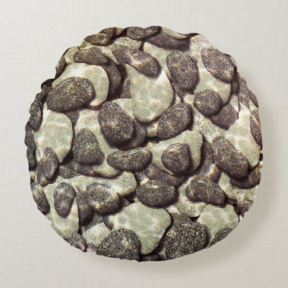 Shallow Waters Round Cushion