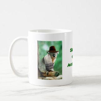 Shalom from Australia Mug