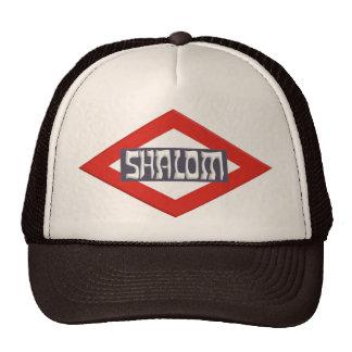 Shalom Trucker Hats