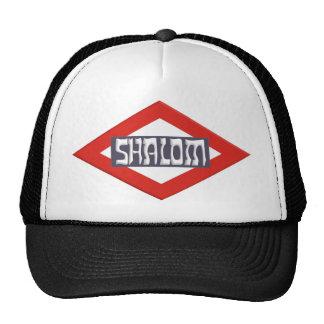 Shalom Mesh Hats