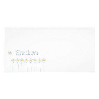 Shalom {Horizontal} Card