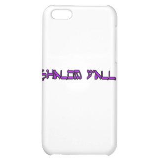 shalom iPhone 5C cases