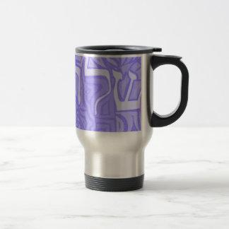 Shalom Stainless Steel Travel Mug