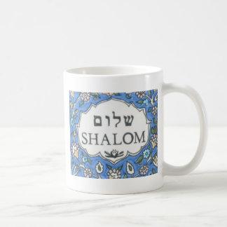 Shalom! Mugs