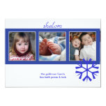 Shalom, photos greeting cards (invitations)