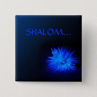 SHALOM... Religious buttons