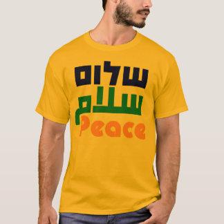 Shalom Salaam Peace T-Shirt