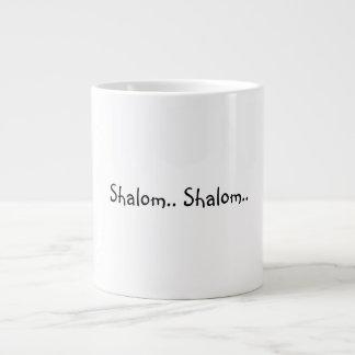 Shalom.. Shalom.. Mug Jumbo Mug