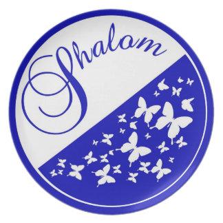 Shalom Signature Plate