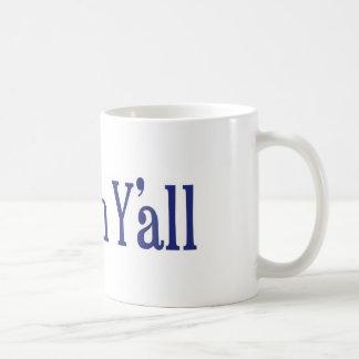 Shalom Y'all Coffee Mug