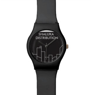 "Shaluka Dist. ""My Time Matters"" Watch"