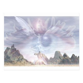 Shaman Postcard