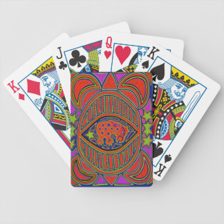 Shaman Turtle Spirit Bicycle Playing Cards