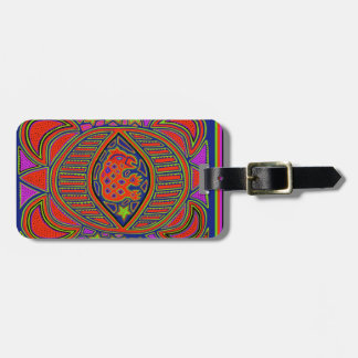 Shaman Turtle Spirit Luggage Tag