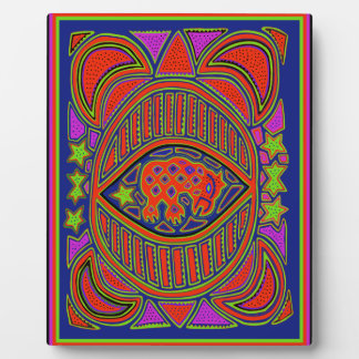 Shaman Turtle Spirit Plaque