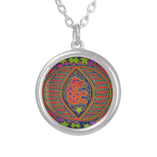 Shaman Turtle Spirit Silver Plated Necklace