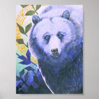 Shaman's Bear small print