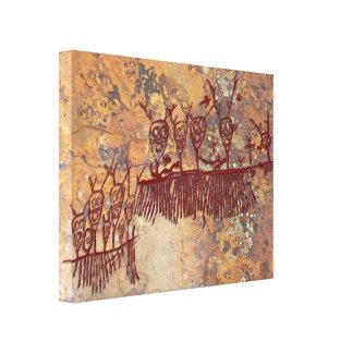 Shamans Quest Canvas Print