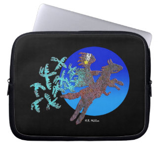 Shamans Quest Laptop Computer Sleeves