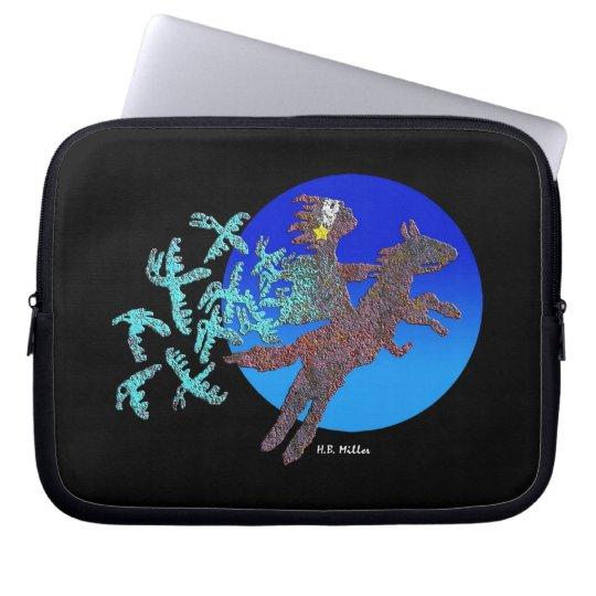 Shamans Quest Laptop Sleeve