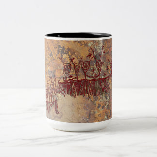 Shamans Quest Two-Tone Mug