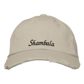 Shambala Distressed Hat