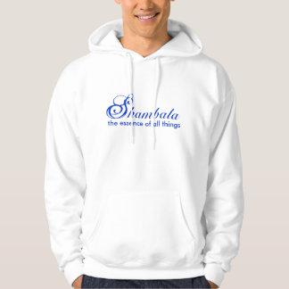 Shambala  the essence of all things BL Hoodie