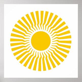 Shambhala Great Eastern Sun Poster
