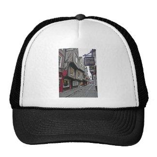 Shambles Street of York Mesh Hat