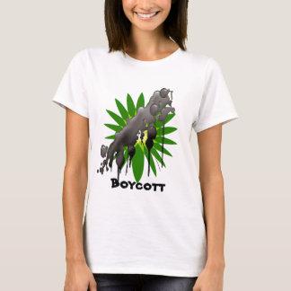Shame on BP Boycott Gulf oil spill T-Shirt