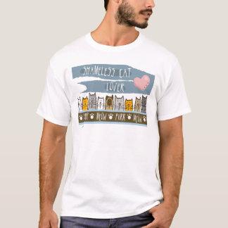 Shameless Cat Lover T-Shirt