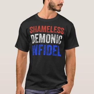 Shameless Demonic Infidel T-Shirt