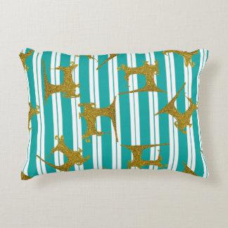 Shameless Stitchaholic Decorative Cushion